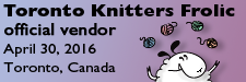 2016 Toronto Knitters Frolic website