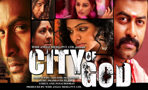 City of God_Poster